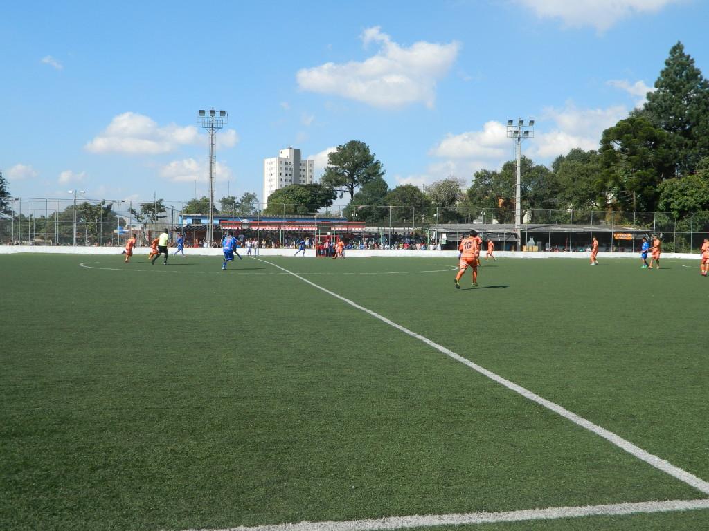 Ratatá x Tutu jogaram no CDC Parque Fongáro. (foto: Eduardo Suguiyama / FCS)