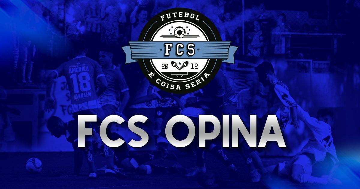 FCS OPINA: Agora teremos polêmicas semanais!