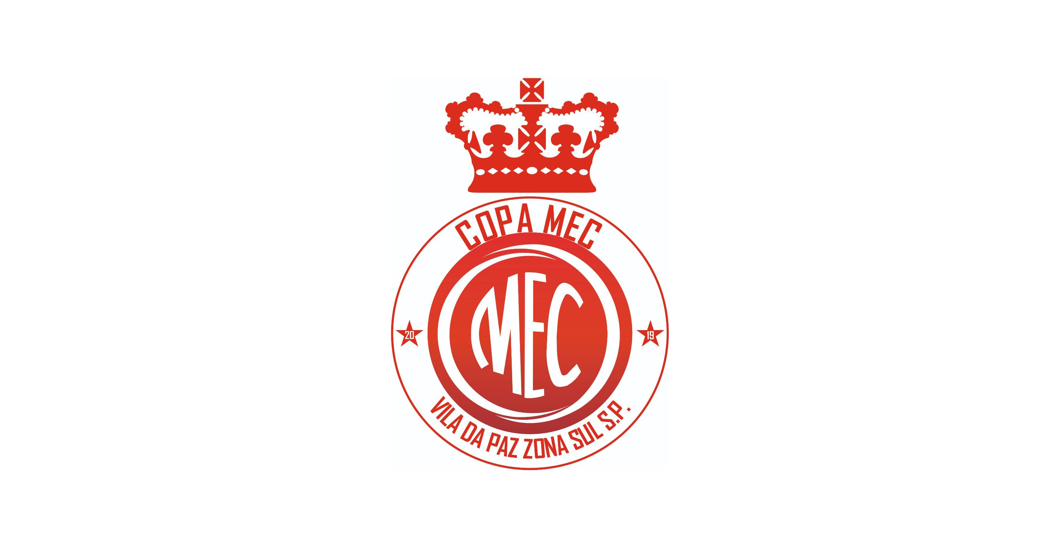 Definidos os grupos da Copa MEC 2019