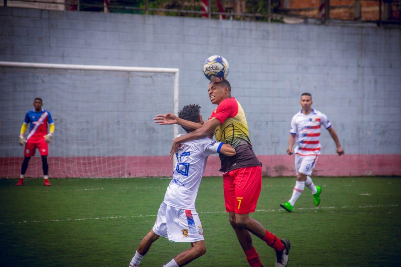 Guarapiranga vira para cima do Almadina com um a menos na Copa MEC 2019
