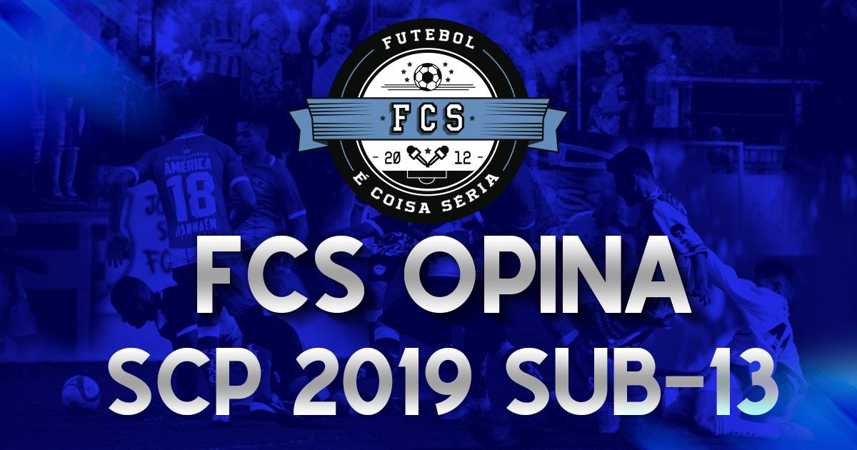 Super Copa Pioneer 2019 Sub-13 resgata a essência do futebol