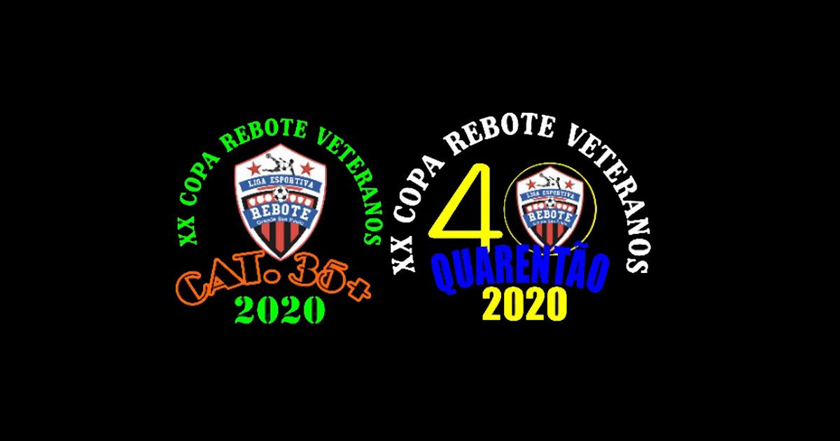 Definidos os grupos da 20ª Copa Rebote de Veteranos