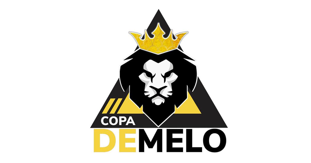 Definidos os grupos da Copa DEMELO 2021