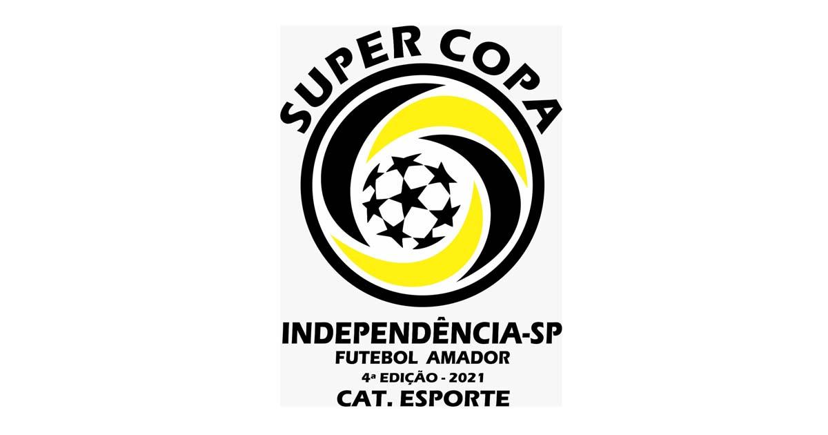 Definidos os grupos da Super Copa Independência 2021