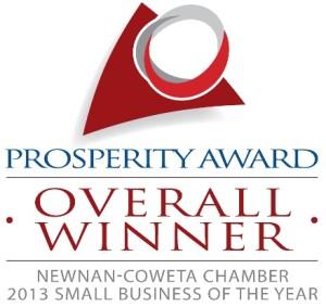 Progressive HCAC Prosperity Award Overall Winner 2013