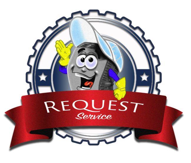Company Logo Request Service