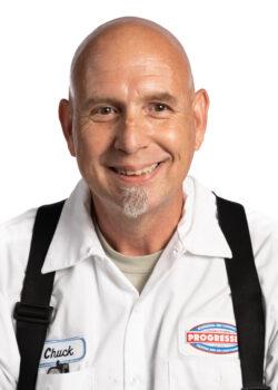 Chuck - Service Technician