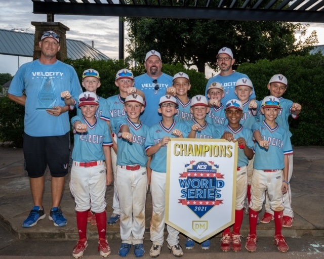 NCS World Series Champs