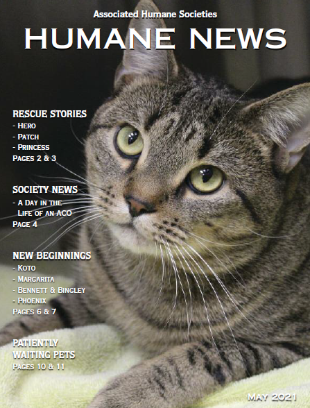 Humane News- May 2021