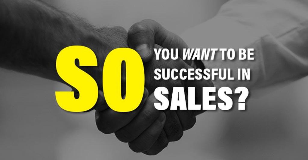 Successful In Sales