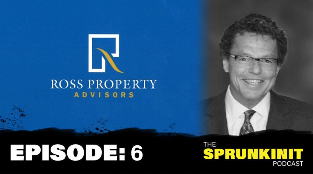 Sprunkinit Episode 6 Podcast, Lance Ross