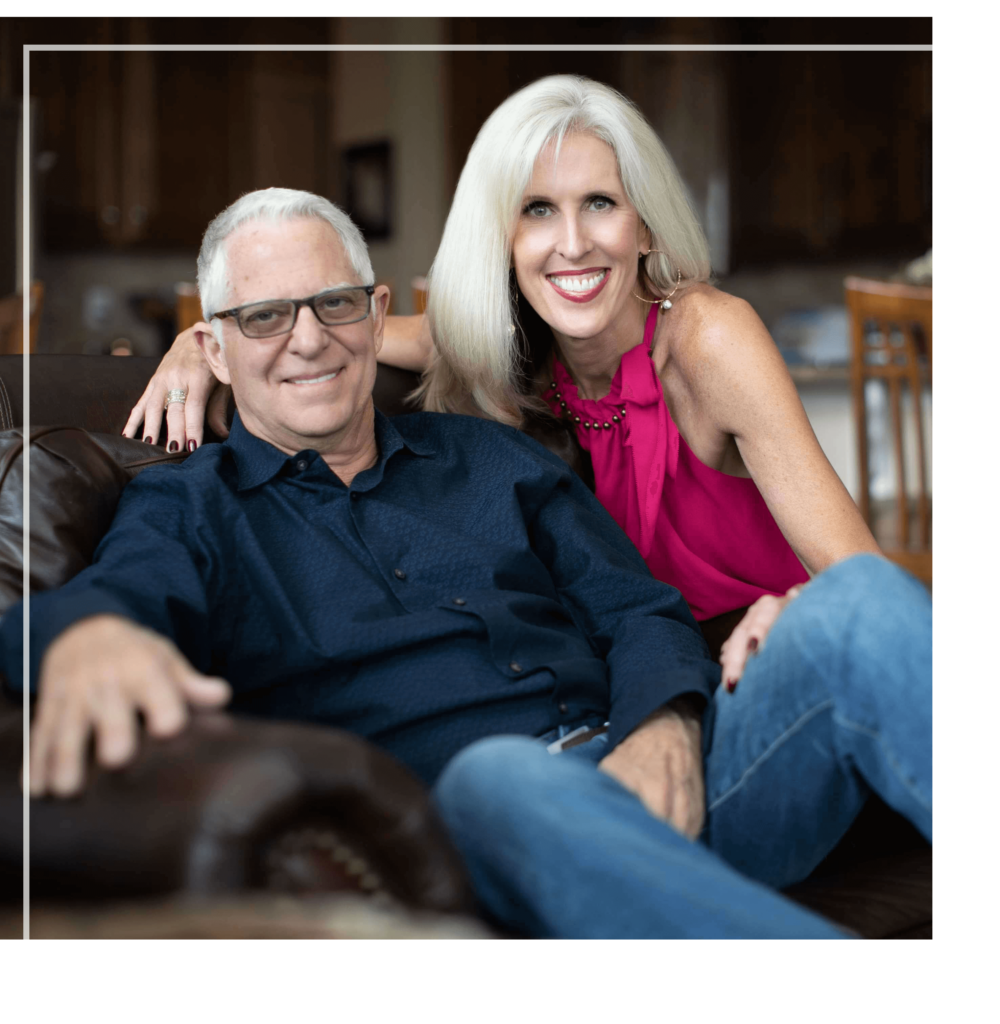 doug and leslie gustafson, marraige and sex therapist, relationship experts dream life dream marriage