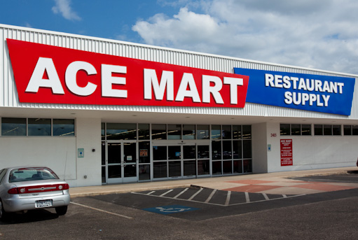 Ace Mart Supply at South Congress