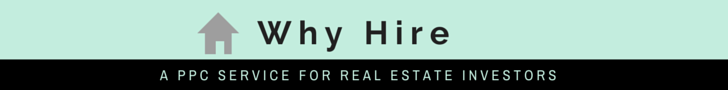 Why Real Estate Investors Should Hire a PPC Service