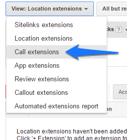ad extensions step 9