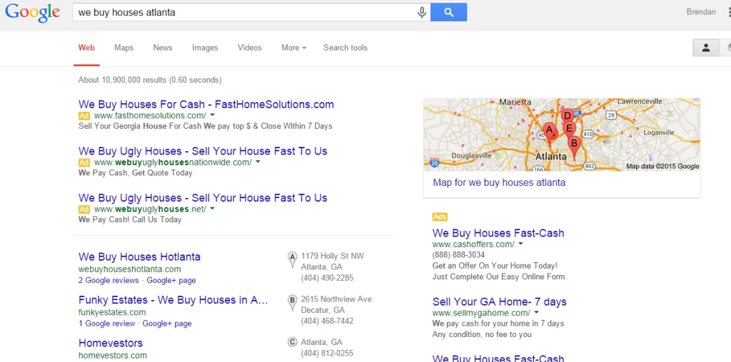 call tracking for adwords one