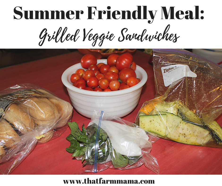 Summer Friendly Meals