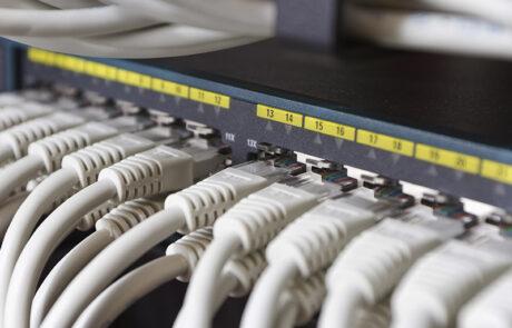 Cat5 / Cat6 / Cat6A Cabling