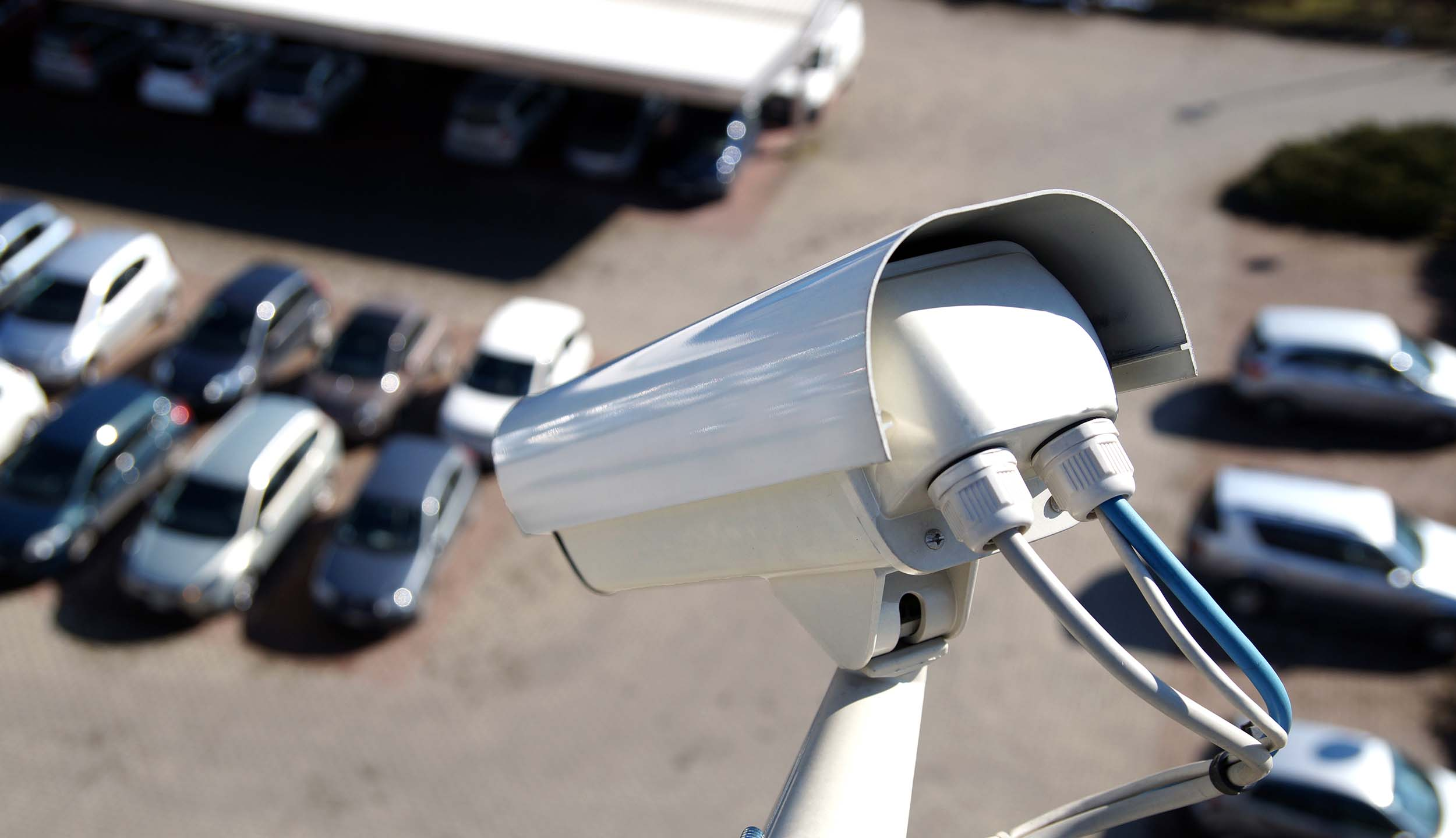 Business Security Cameras and Video Surveillance