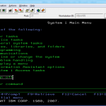 IBM i Quick Tip: Copy and Paste in IBM i Access for Windows 7.1 Green Screens