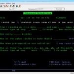 IBM i QuickTip: Running Robot/Schedule Jobs on an Irregular Schedule
