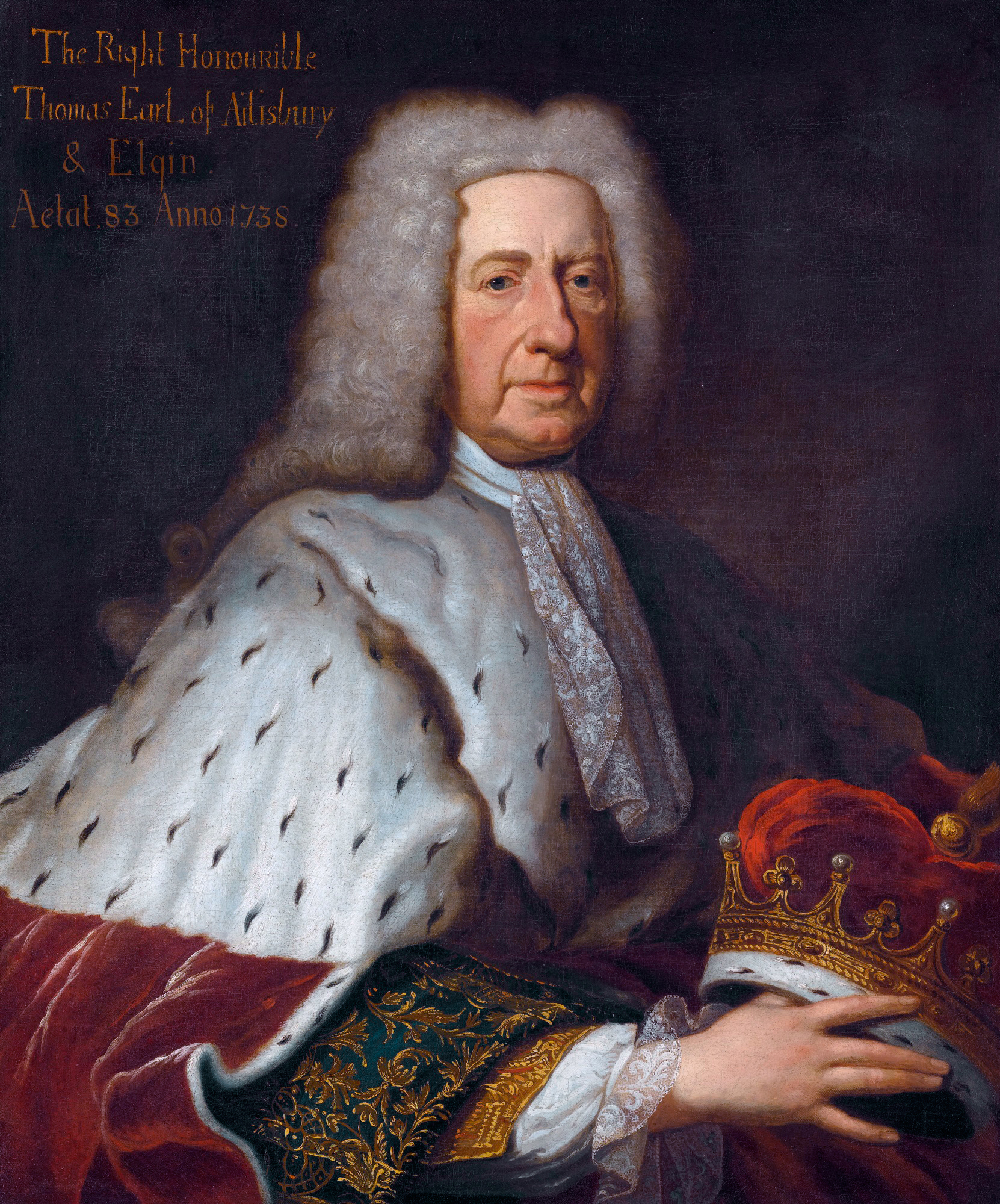 Thomas Bruce, 2nd Earl of Ailesbury and 3rd Earl of Elgin