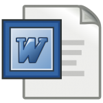 Adding MS Word Hyperlinks to Your Documents