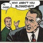 Three Things to Do When Blogging and Publishing On-line