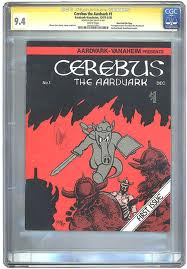 cerebus the aardvark--first issue