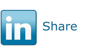 linkedin share button