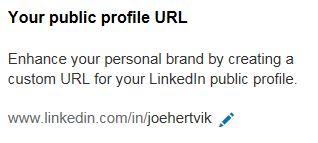 LinkedIn--your public profile URL--1