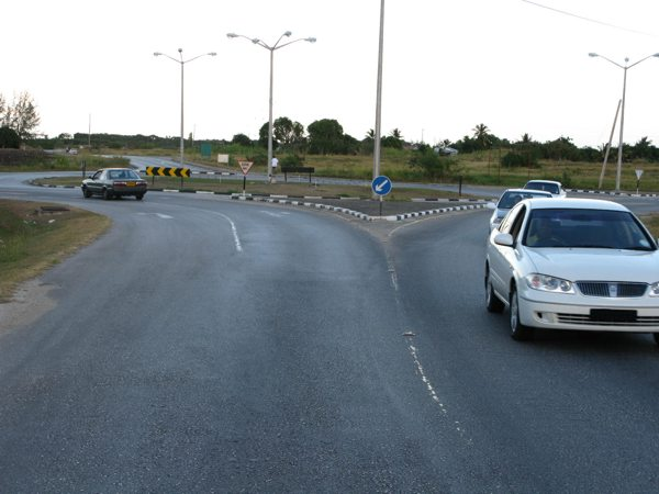 Six Road's Roundabout
