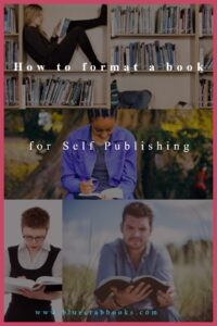 How to prepare your manuscript for eBook conversion