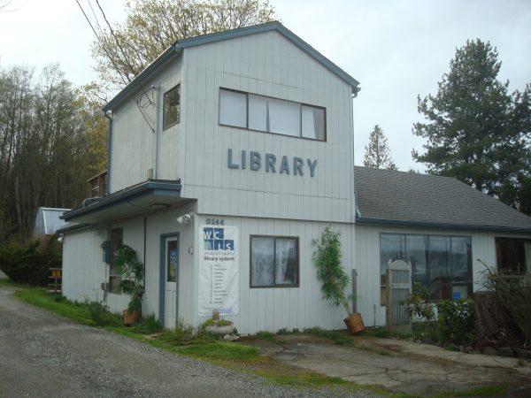 Lummi Island Library