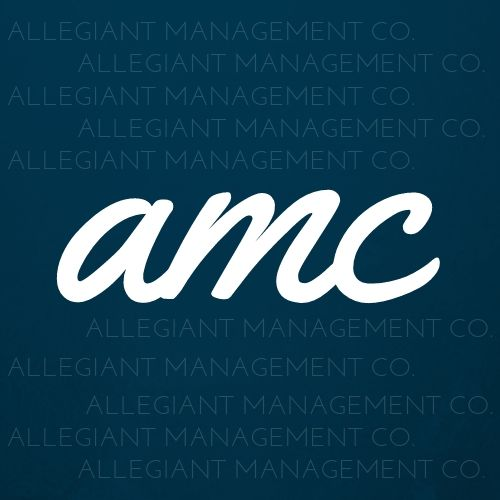 Represented by Allegiant Management Company