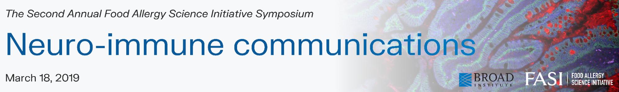Neuro-immune Communications