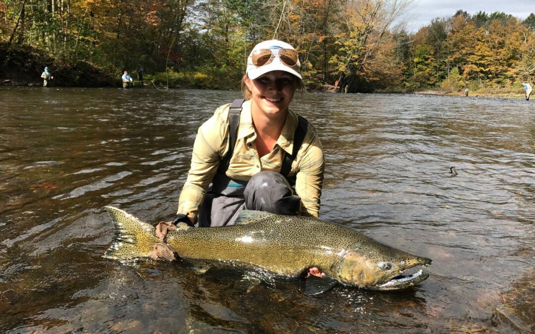 Great Lakes King Salmon