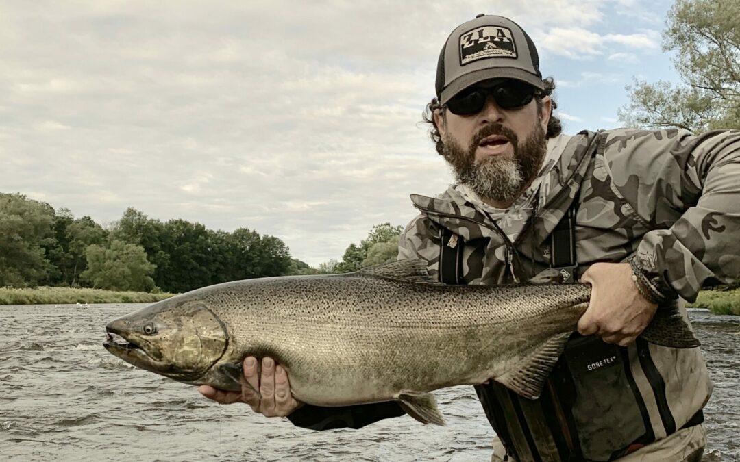 Salmon River Fishing Report 8-31-2019