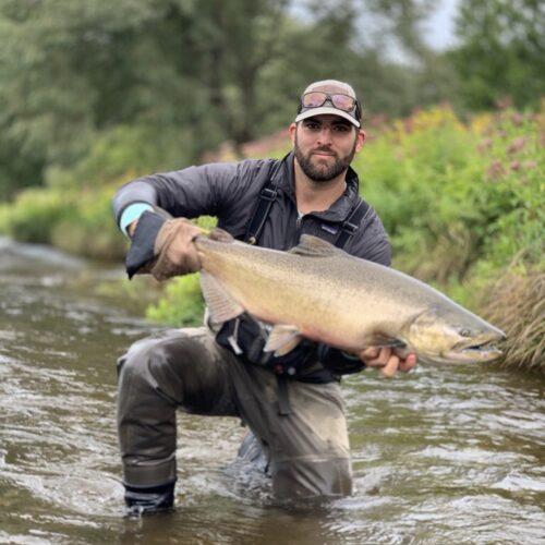 Salmon River Fishing Report 09-01-2019