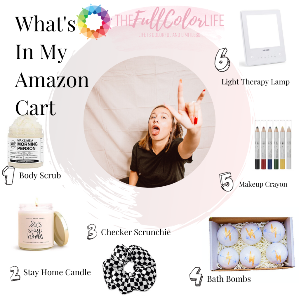 Stay At Home Amazon Essentials — What's in My Amazon Cart