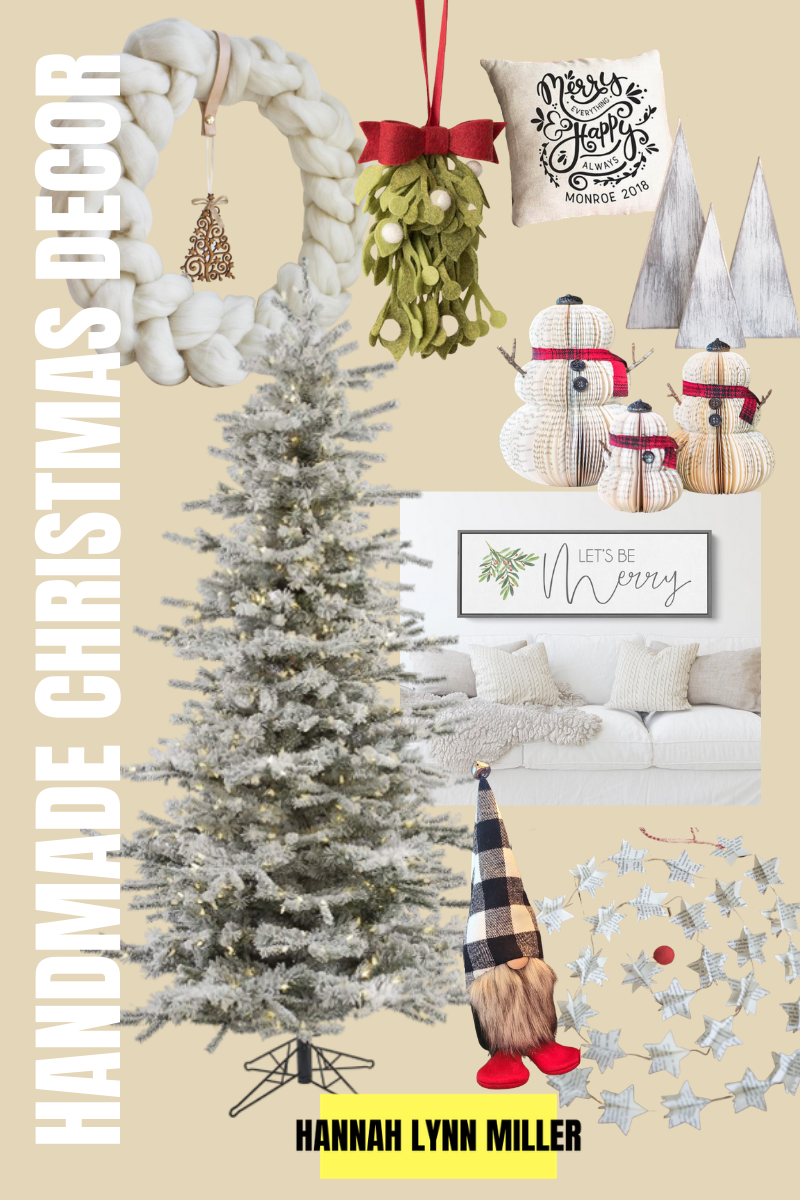 Christmas Home Decor Favorites