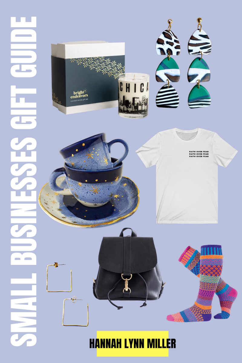 Small Businesses Holiday Gift Guide