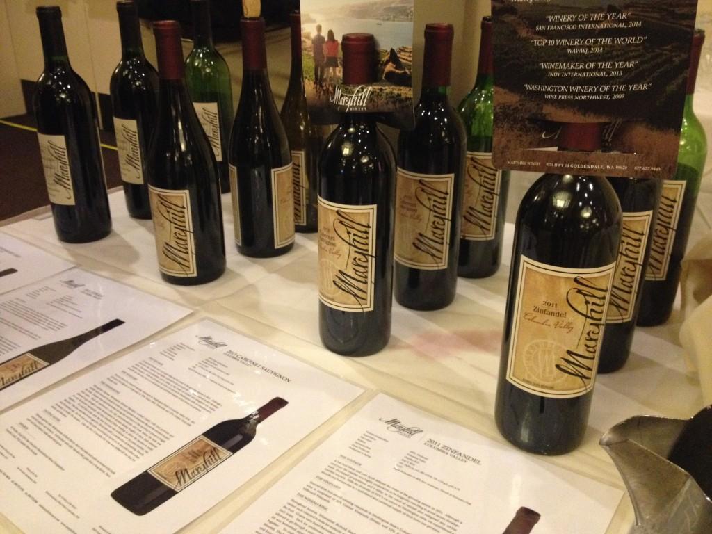 Maryhill wine