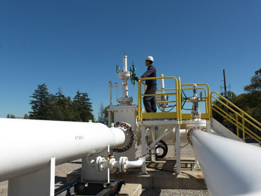 Major Energy Corp: Facility As-Built Drafting Services