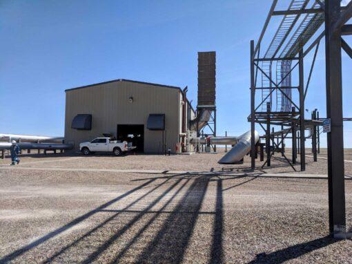 Compressor Station Electrical Program