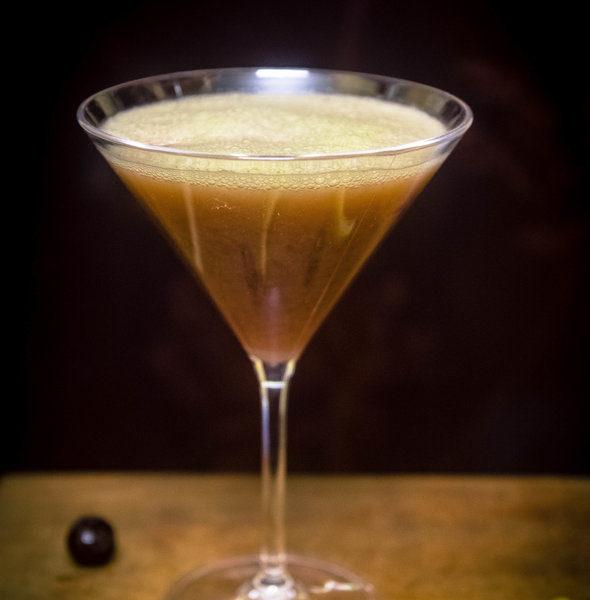 Grapes Mocktail