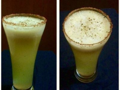 Spicy Pineapple Mocktail