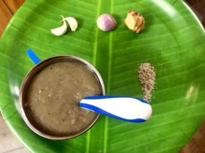 Savoury Bajra/Kambu Porridge-Baby Food
