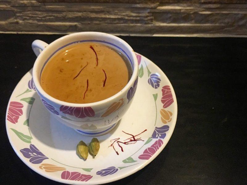 Saffron Tea   Zafran Tea