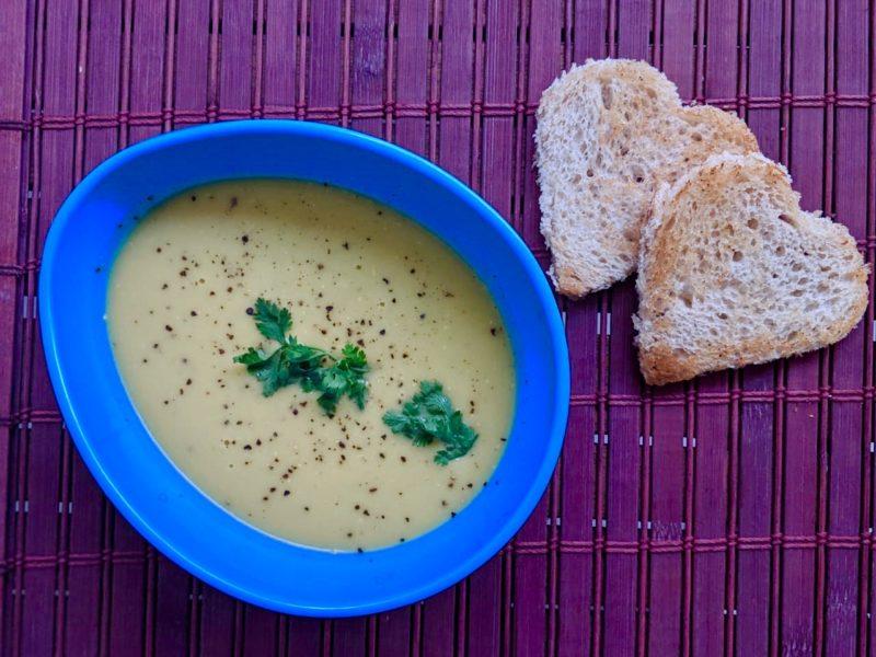 Cream of Pumpkin,Broccoli,Carrot soup